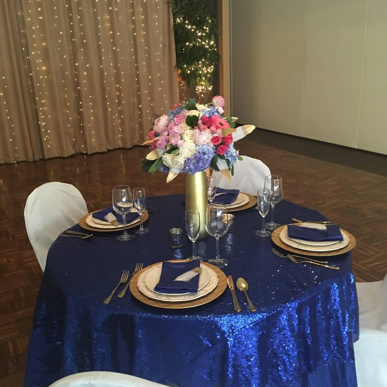 wedding event decor management