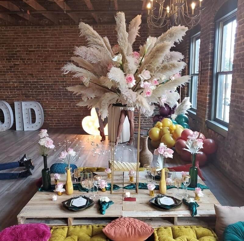 wedding and event decor