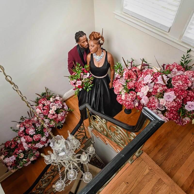wedding event decoration images