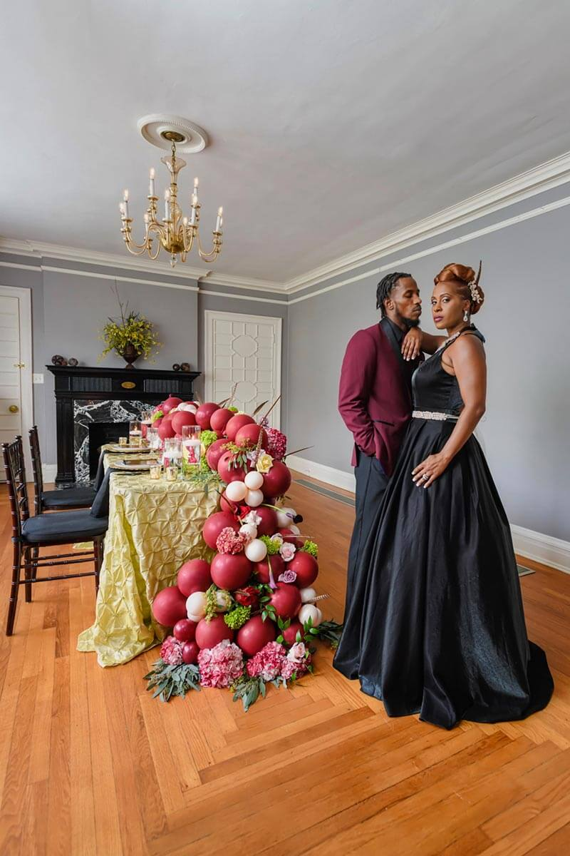 wedding event decor ideas