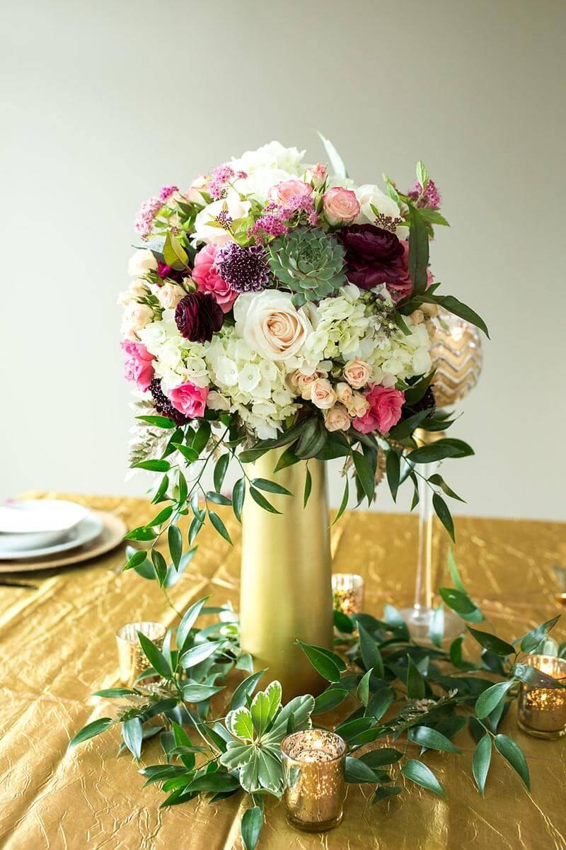 wedding event decor packages