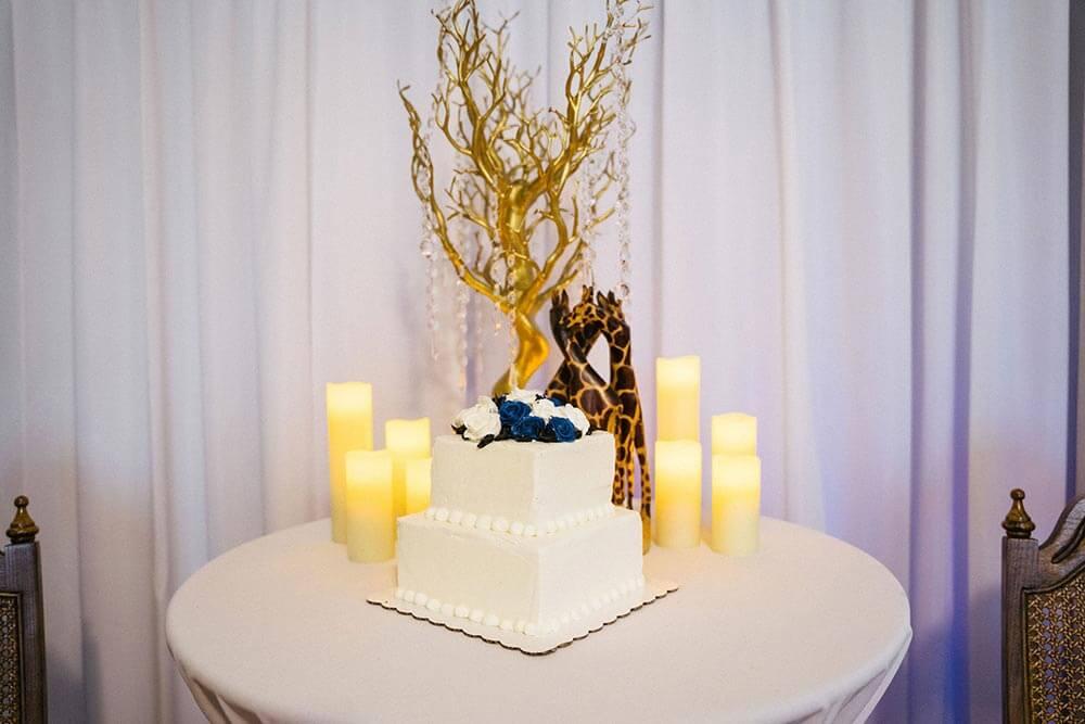 wedding & event decor rentals