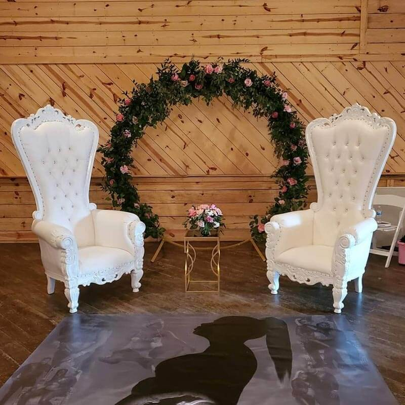 dazzling decor - wedding and event supplies
