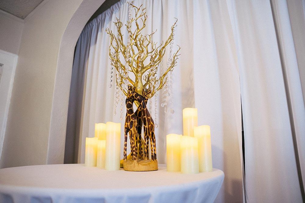 wedding and event decor courses